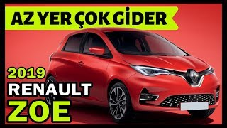 Renault Zoe Yenilendi – 2019 Yeni Elektrikli Araba İncelemesi