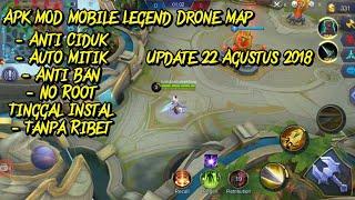 Mobile Legend Mod Apk 2018 Update 22 Agustus 2018