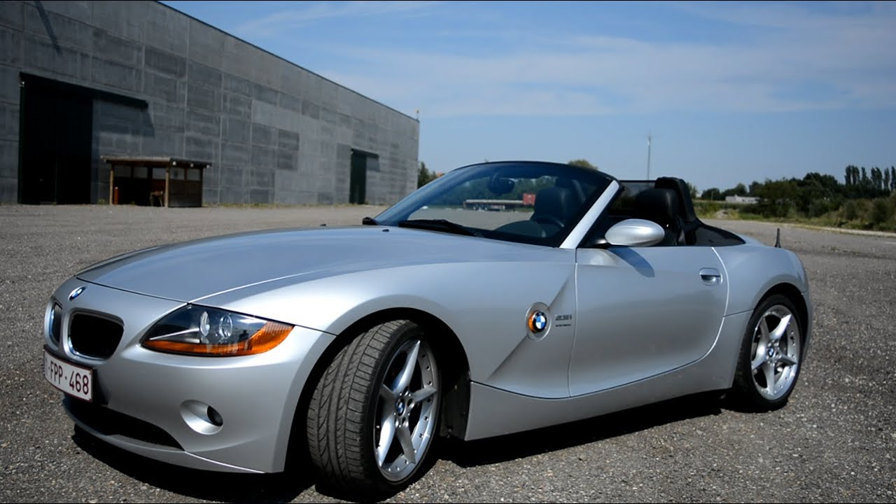2003 Bmw Z4 Review Youtube