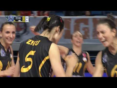 Zhu TIng - Vakifbank in EUROPE Champions League Women 2017