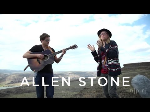 Allen Stone: NPR Music Field Recordings