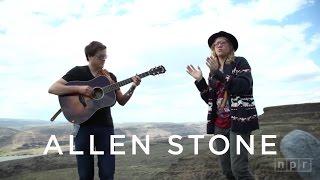 Allen Stone: NPR Music Field Recordings