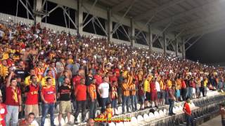Göztepe 0-1 Giresunspor | Flaşlar Eşliğinde 35 .Dakika Şovu | GözGöz Tv HD
