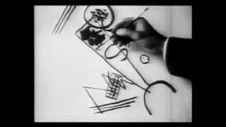 Kandinsk Drawings 1926  - Musique improvisée de Frédéric Maintenant et Michel Batlle