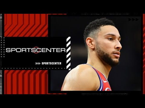 Woj on how the 76ers are addressing Ben Simmons' concerns about playing   SportsCenter