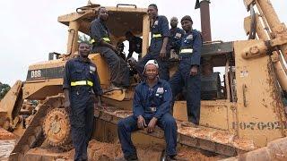 שיכון ובינוי - הלב של RCC – עובדים מקומיים באפריקה