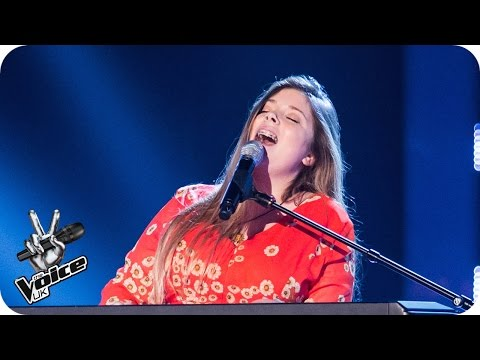 Rachel Ann performs 'In for the Kill'  - The Voice UK 2016: Blind Auditions 7