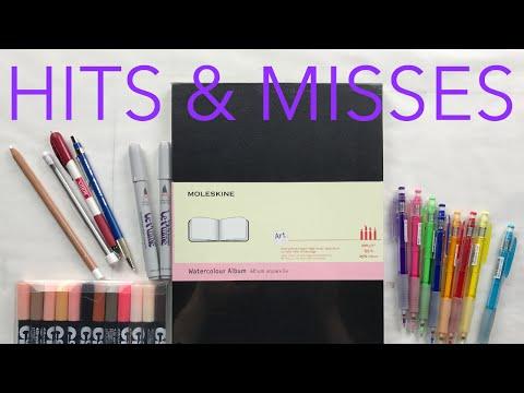 Visual Playlist #1: Hits & Misses