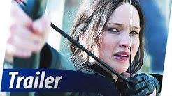 DIE TRIBUTE VON PANEM 3 - MOCKINGJAY Teil 1 Trailer Deutsch German