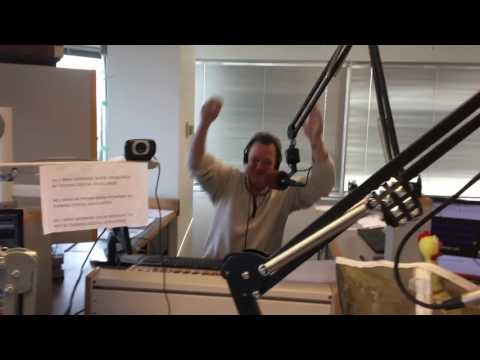 KRNA Karaoke: Curt Burgess Sings 'Never Gonna Give You Up'