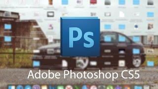 Видеоурок №6: Как установить Adobe Photoshop CS5 на Mac OS X бесплатно