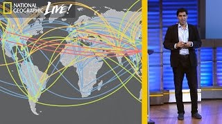 Mapping the Future of Global Civilization - Nat Geo Live