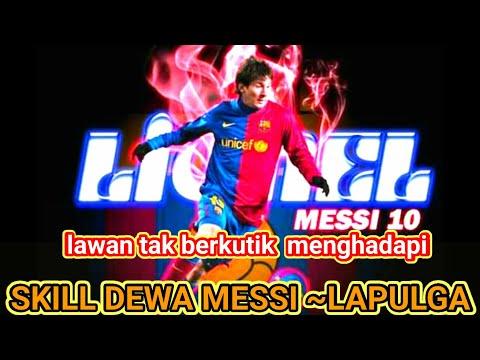 Skill Dewa Messi Bikin Lawan Tak Berkutik