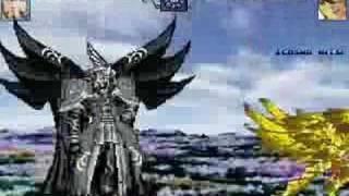 Saint Seiya Mugen:Hypnos y Thanatos vs Seiya