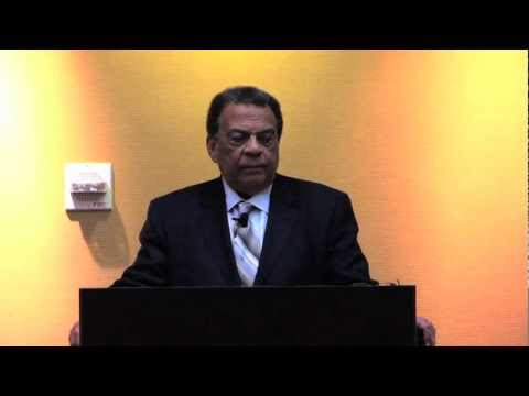 Advancing Global Economic Development with Ambassador Andrew Young