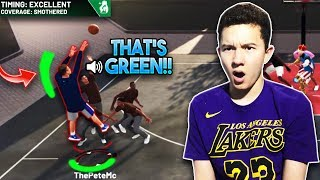 TOP 10 MISSED GREEN LIGHTS IN NBA 2K19 PART 3!! He Actually Missed That With Takeover...