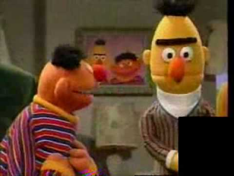 "Sesame Street - Ernie and Bert sing ""Loud and Soft"""