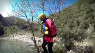 Rafting Αλφειός-Λούσιος Μάρτης 2014