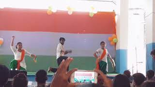 15 August Independence Day dance performance