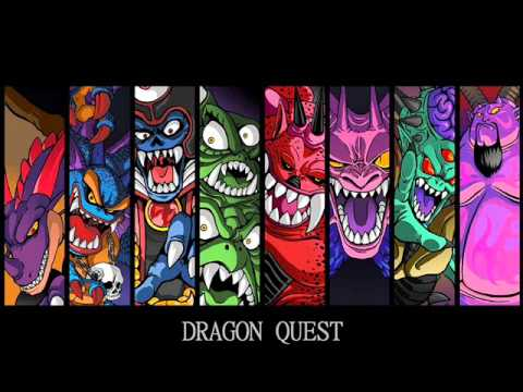 Dragon Quest: Final boss music compilation (As heard in DQIX)
