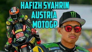 Hafizh Syahrin Austria Motogp