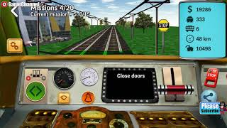 Drive Cargo Train / Train Cargo Simulation Games / Android Gameplay Video #3