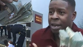 Wells Fargo Says Blac Youngsta Did Not Have an Account there + Cops Say It was $70K not $200k.