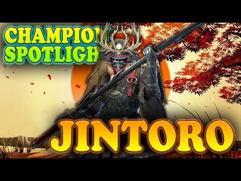 Jintoro Champion Spotlight   Raid Shadow Legends