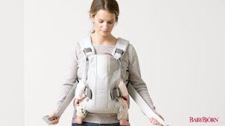베이비 캐리어 원 & 원 에어 사용법 - 신생아…