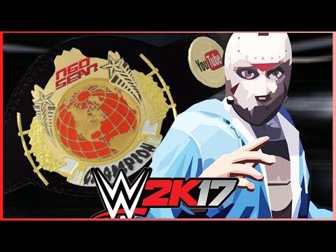 H2O Delirious N60 Championship Open Challenge | WWE 2K17 [s6e16]