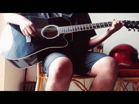 Here I am bryan adams unplugged acoustic cover by Varun Maneshinde