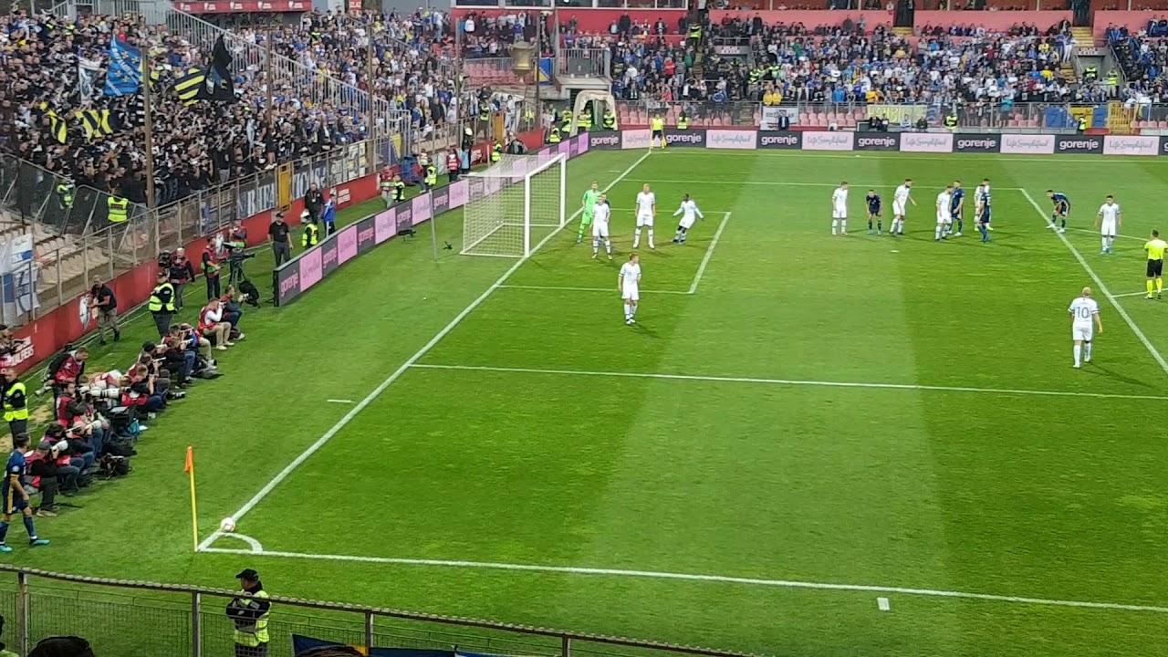 Bosna i Hercegovina vs. Finska - nedosuđen penal za BiH