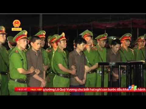 Xét xử vụ thảm sát ở Bình Phước - P4 Tòa tuyên án