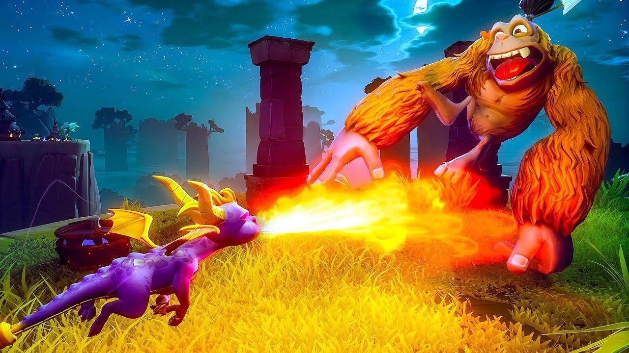 Spyro Reignited Trilogy - E3 2018 Gameplay Demo