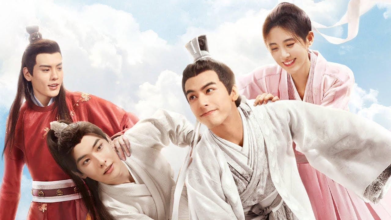 Phim Cổ Trang Mới Thư Sinh Xinh Đẹp – Cúc Tịnh Y, Tống Uy Long |In a Class of Her Own