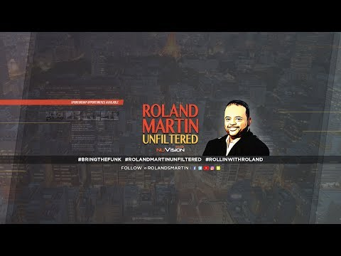 2.1.18 #RolandMartinUnfiltered: 50th anniv. wreath laying ceremony of 2 Memphis sanitation workers