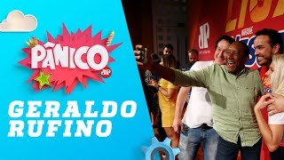 Geraldo Rufino - Pânico - 13/11/18