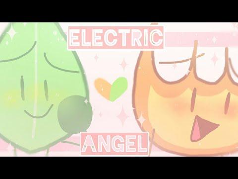 Electric Angel Meme // Fireafy ( \u0026 BFB 24 !! ) // ( Slightly Offtiming 😭 )