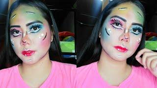 Pop Art Inspired Makeup Look Tutorial   Noemie Grace Esber