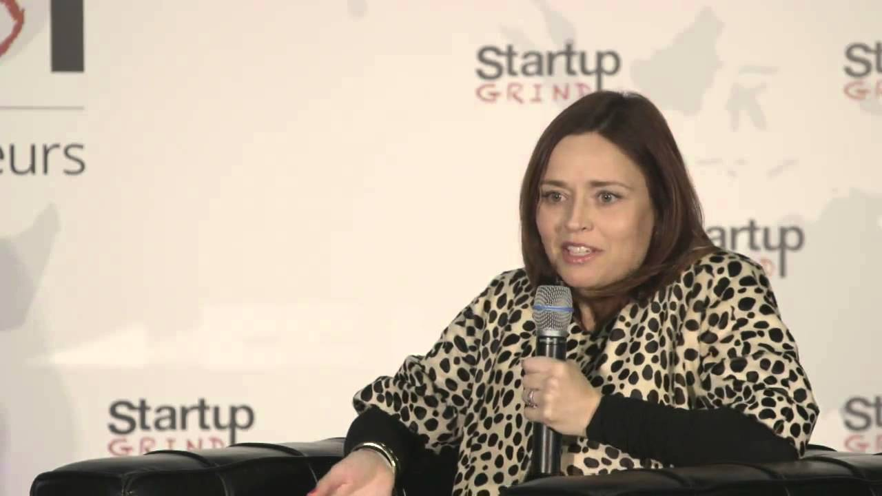 Kirsten Green (Forerunner Ventures) at Startup Grind 2014 - YouTube