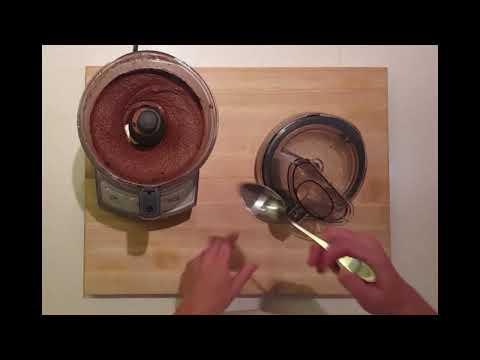 Thumbnail to launch Chocolate Hummus: Nourish Program video