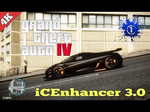 GTA IV (4K) - iCEnhancer 3.0 | No. 1 | 4x GTX Titan Black SC | ThirtyIR.com