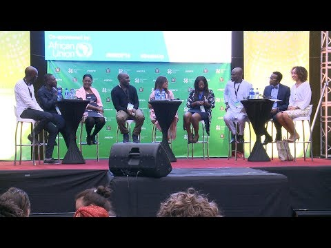 Young African Leaders On A World Without Borders (#WEDF18)