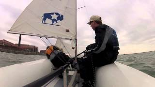UB Sailing Race Day 3/28  Highlights