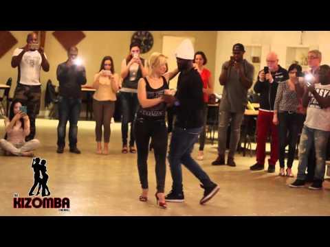 "C&C Carola & Curtis Kizomba Dance to ""One Man Can Change the World"" Kizomba Remix"