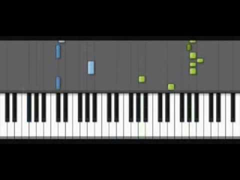 Музыка из фильма  Сумерки на синтезаторе