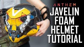 Anthem Foam Helmet Tutorial