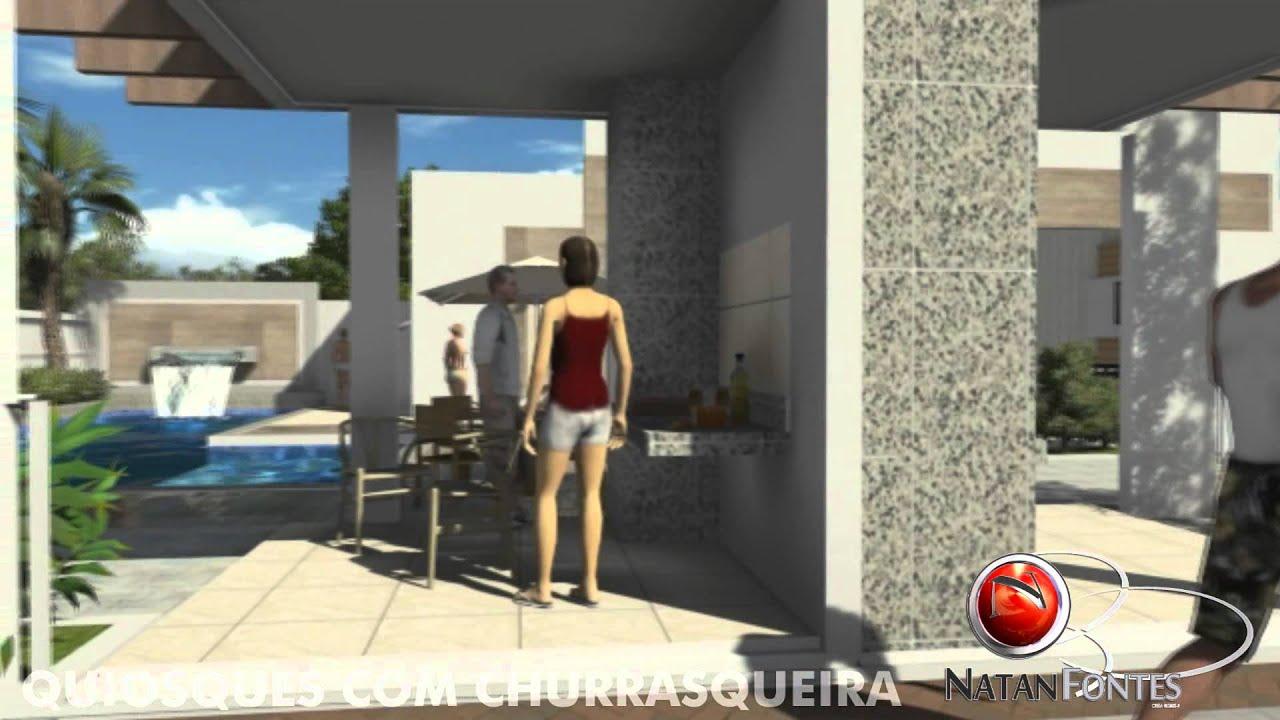 Natan fontes minas par residence 2 doovi for Casa moderna minimalista 6 00 m x 12 50 m 220 m2