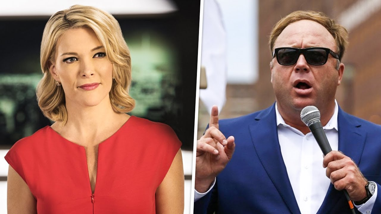 Megyn Kelly's Alex Jones Interview Had Lower Ratings Than A Game-Show Rerun