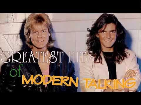 Modern Talking Greatest Hits - Top 20 Hits Best Songs